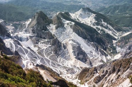 Traveling the Calacatta and Carrara Paths